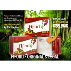 6 Box Fiforlif Original Surabaya Diet Detox Herbal Pelangsing Perut Hancurkan Lemak