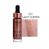 Jual 6 Warna Highlighter Make Up Concealer Shimmer Face Glow Liquid Highlighter F Intl Oem
