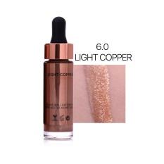 6 Warna Highlighter Make Up Concealer Shimmer Face Glow Liquid Highlighter F Intl Oem Diskon 30