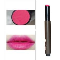 6 Warna Makeup Matte Panjang Lasting Lipstik Tekan Lipstik Tombol Lipstik-Intl