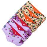 Jual Faaza Store Menspad 6Pcs Night 31Cm Menstrualpad Pembalut Kain Cuci Ulang Wanita Motif Bunga Bunga Termurah
