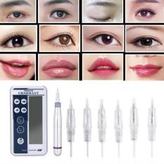 Harga 6 Pcs Permanen Makeup Cartridge Jarum 1 P 1D 3 P 5 P 5Pf 7Pf Untuk Digital Makeup Mesin Intl Dan Spesifikasinya