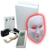 Jual 7 Warna Foton Led Masker Wajah Perawatan Kulit Anti Penuaan Terapi Photodynamics Pdt Antik