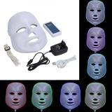 Harga 7 Colors Light Therapy Led Photon F*c**l Acne Wrinkle Remove Skin Rejuvenation Mask Eu Plug Intl Oem Baru