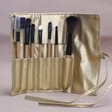 Situs Review 7 Pcs Sets Makeup Brush Dengan Dompet Makeup Brush Tas Emas Intl