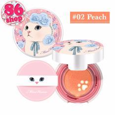 Harga 86Shop Miss Hana Choo Choo Cat Air Cushion Blusher New