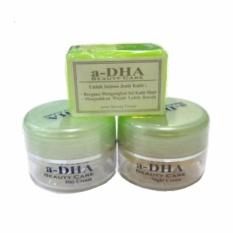 a-DHA Hijau Paket Herbal Pemutih Wajah Untuk 40 Tahun Atau Lebih