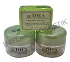 Harga A Dha Paket Cream Hijau Berhologram A Dha Online