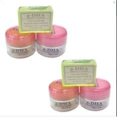 A-dha - Pink Cream - Paket Pemutih Wajah - Usia 20 - 40 Tahun