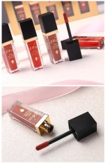 Jual A Set 5 Color Retro Lipstick Waterproof Lasting Cosmetic Liquid Lipstick Intl Branded