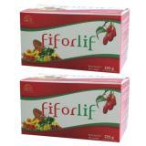 Diskon Besarabe Fiforlif Paket 2 Box Super Fiber Detox 100 Original Kaya Nutrisi 15 Sachet Box