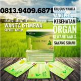 Jual Tissue Majakani Original Obat Keputihan Cegah Kanker Serviks Rekomendasi Boyke Dian Nugraha Abe Herbal Di Indonesia