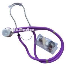 Jual Abn Stetoskop Sprague Rappaport 2 Selang Purple Lengkap