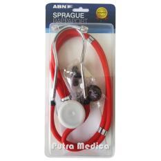 Diskon Abn Stetoskop Sprague Rappaport 2 Selang Red Akhir Tahun