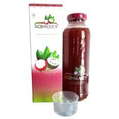 Ace-Max's obat Herbal Kulit Manggis Dan Daun Sirsak Anti Kanker  350 ml Ace max Ace maxs