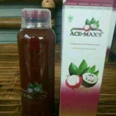 Ace Maxs  Acemaxs  Max's  Jus ekstrak kulit manggis & sirsak