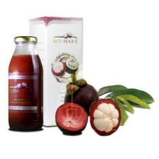ACE Maxs Herbal Kulit Manggis Dan Daun Sirsak Anti Kanker