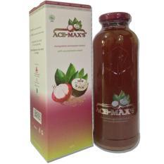 Ace Max  jus kulit manggis dan daun sirsak 350 ml ace maxs