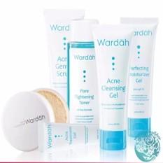 Acne Series Wardah Paket