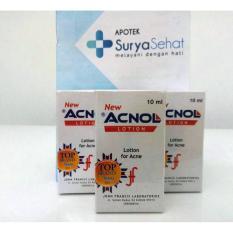 ACNOL LOTION NEW Obat Jerawat 10 ml