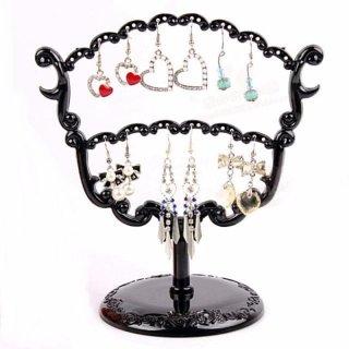 Acrylic Organizer Annasui Earring Hanger Tempat Anting (ASAH01BL) thumbnail