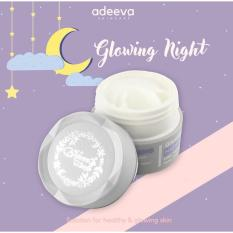 Ulasan Adeeva Brightening Night Cream