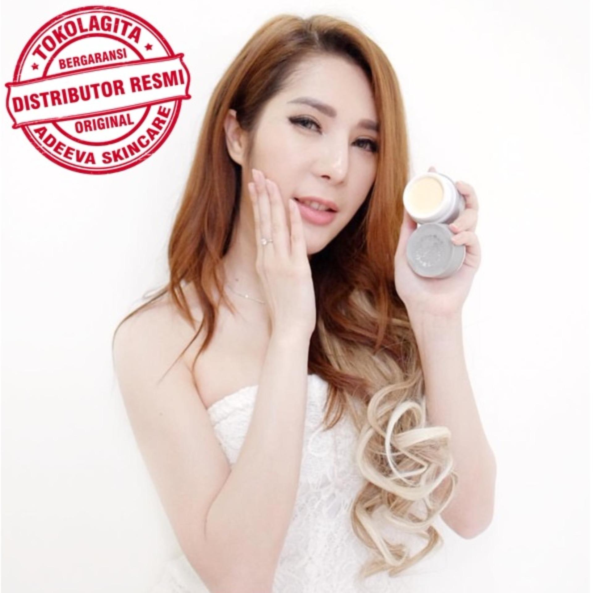 Adeeva Night Cream Whitening Update Daftar Harga Terbaru Calm Skincare Atau Calming Gel Adeevaskincare Dan Day 2 Pcs