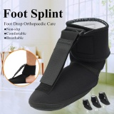 Berapa Harga Adjustable Anti Slip Plantar Fasciitis Night Splint Foot Ankle Brace Support L Intl Di Tiongkok