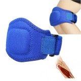 Jual Adjustable Elbow Arm Support Brace Strap Protect Gym Sports Tennis Basketball Intl Import