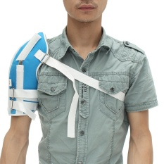 Cuci Gudang Adjustable Shoulder Brace Strap Injury Dislocation Arthritis Recovery Support S Intl
