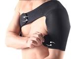 Beli Adjustable Shoulder Support Pelindung Gear Shoulder Pad Sabuk Untuk Olahraga Bahu Kiri Hitam Intl Oem Dengan Harga Terjangkau