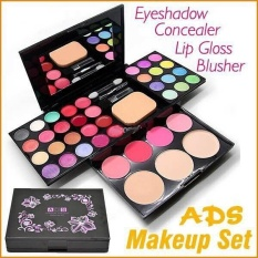Spesifikasi Ads Make Up Set Ads Makeup Set Multi Terbaru
