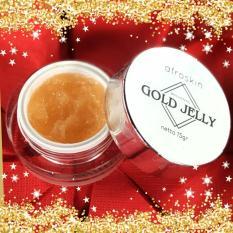 Spesifikasi Afroskin Gold Jelly Agj Original Paling Bagus