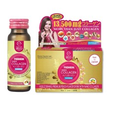 Spesifikasi Agelez Bihaku Premium Nano Collagen 13 500Mg Terbaru