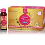 Spesifikasi Agelez Bihaku Premium Nano Collagen Drink 13500Mg Japan Original 10 Botol Yg Baik