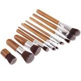 Beli Barang Ai Home 11 Pcs Makeup Brushes Set Dengan Tas Kosmetik Kecantikan Alat Kit Online