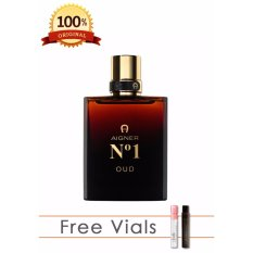 Jual Aigner No 1 Oud Edp Spray 100 Ml Branded Murah