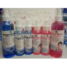Air Kangen Beauty Water ( Strong Acid dan Beauty Water ) 100 ml- BLUE