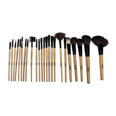 Toko Aiueo Foundation Eyeshadow Eyeliner Lip Makeup Brushes And Applicators Cosmetic Tool Soft 24 Buah Termurah Jawa Barat