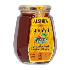 Diskon Al Arobi Alshifa Madu Arab Natural Honey 500 Gram