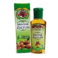 Al Ghuroba Minyak Zaitun Olive Oil Extra Virgin 60ml
