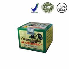 Toko Al Ghuroba Paket Krim Zaitun Pelembab Wajah Obat Jerawat Perawatan Wajah 3 Pcs Al Ghuroba