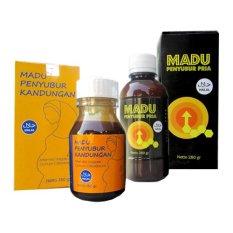 Al Mabruroh Paket Madu Penyubur Kandungan Pria Dan Wanita Al Mabruroh Murah Di South Sumatra