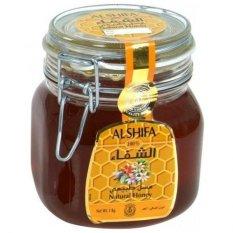 Harga Al Shifa Madu Arab Natural Honey 1 Kg Satu Set
