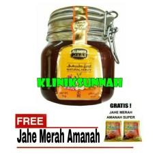 Jual Al Shifa Madu Arab Natural Honey Original 1000 Gram Kemasan Baru Jahe Amanah Termurah