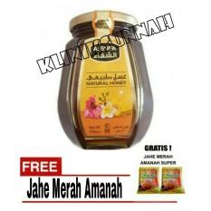 Toko Al Shifa Madu Arab Natural Honey Original 500 Gram Jahe Amanah Termurah Di Dki Jakarta