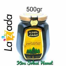 Harga Al Shifa Madu Black Forest Honey Import Arab Natural Alshifa 500Gr Al Shifa Baru