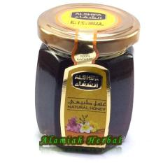 alamiahherbal Madu Alshifa Madu Arab Natural Honey 125 gr  asli  - 1/8 kg