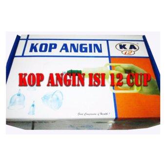 Harga Penawaran Alat Bekam Kop Angin Isi 12 Cup discount - Hanya Rp151.375