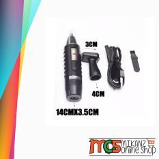 Alat Cukur Bulu Hidung Ketiak Kumis Dan Jenggot Sonar SN - 500 Travel Set